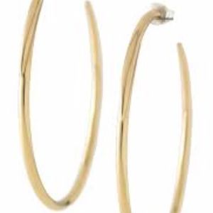 Signature Hoops-Bronze Earrings (Retail: $29)
